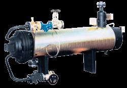 Oil preheater module OPM